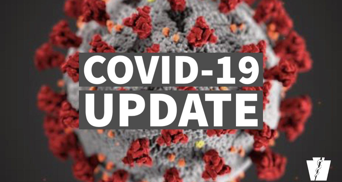 Coronavirus / Covid-19 Updates